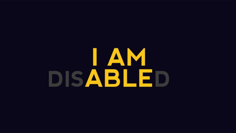 I Am Able Campaign aims to show disability as an opportunity